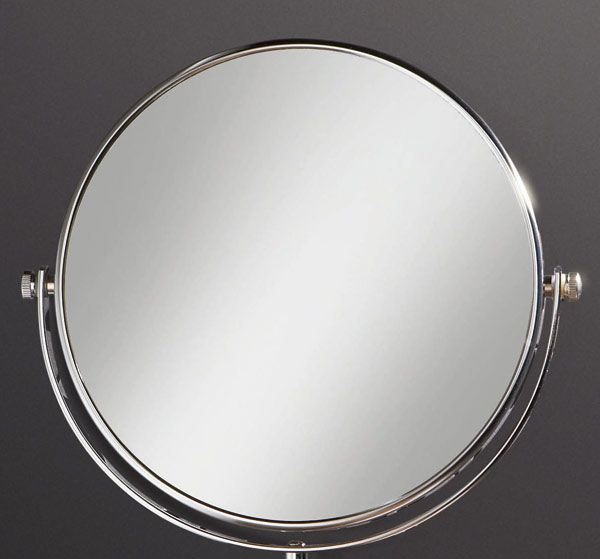 Rossi Magnifying Mirror Detail