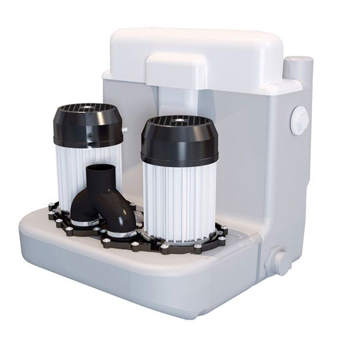 Sanicom2 Dual Motor Pump
