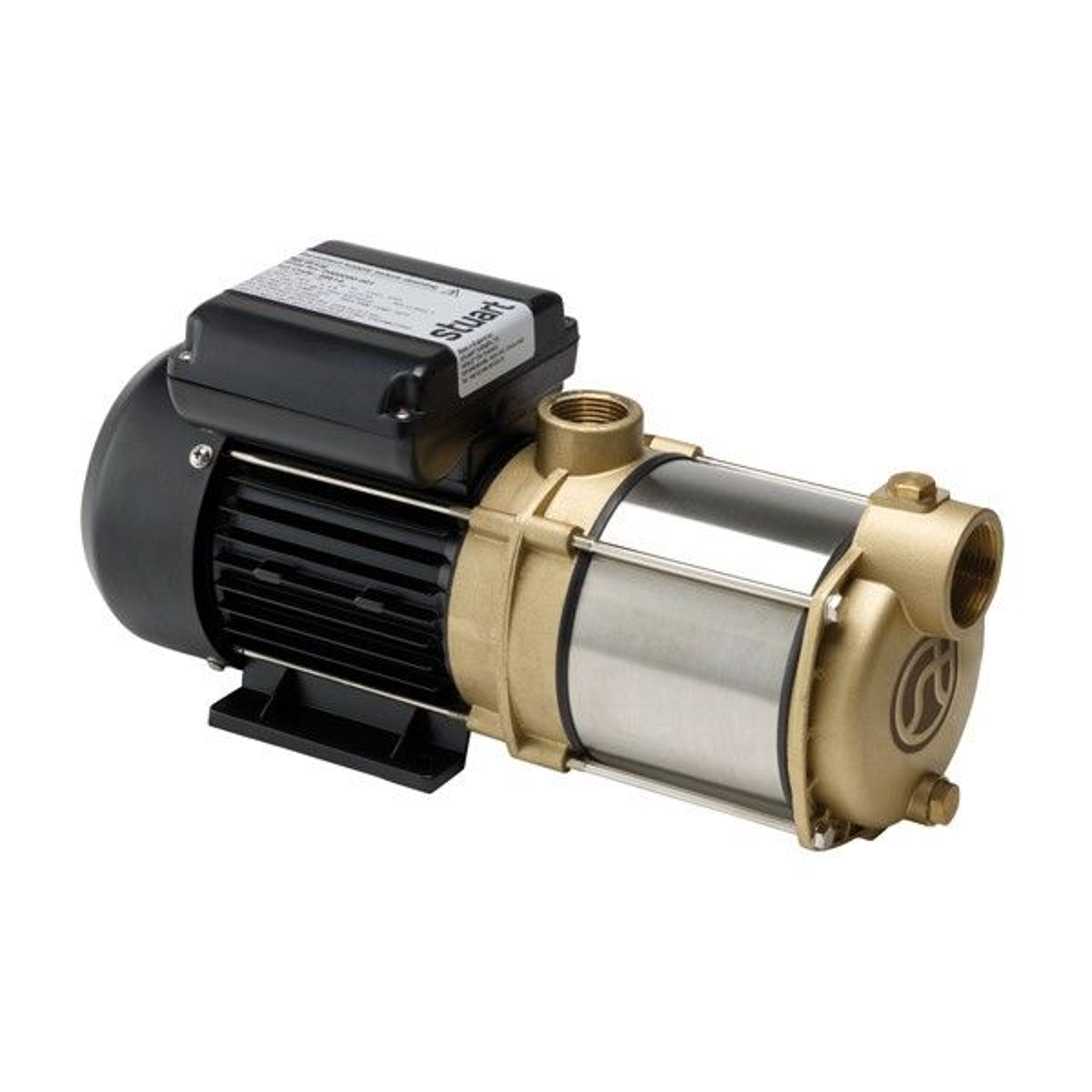Stuart Turner 46554 CH 4-40 Centrifugal Multistage 3.5 Bar Pump