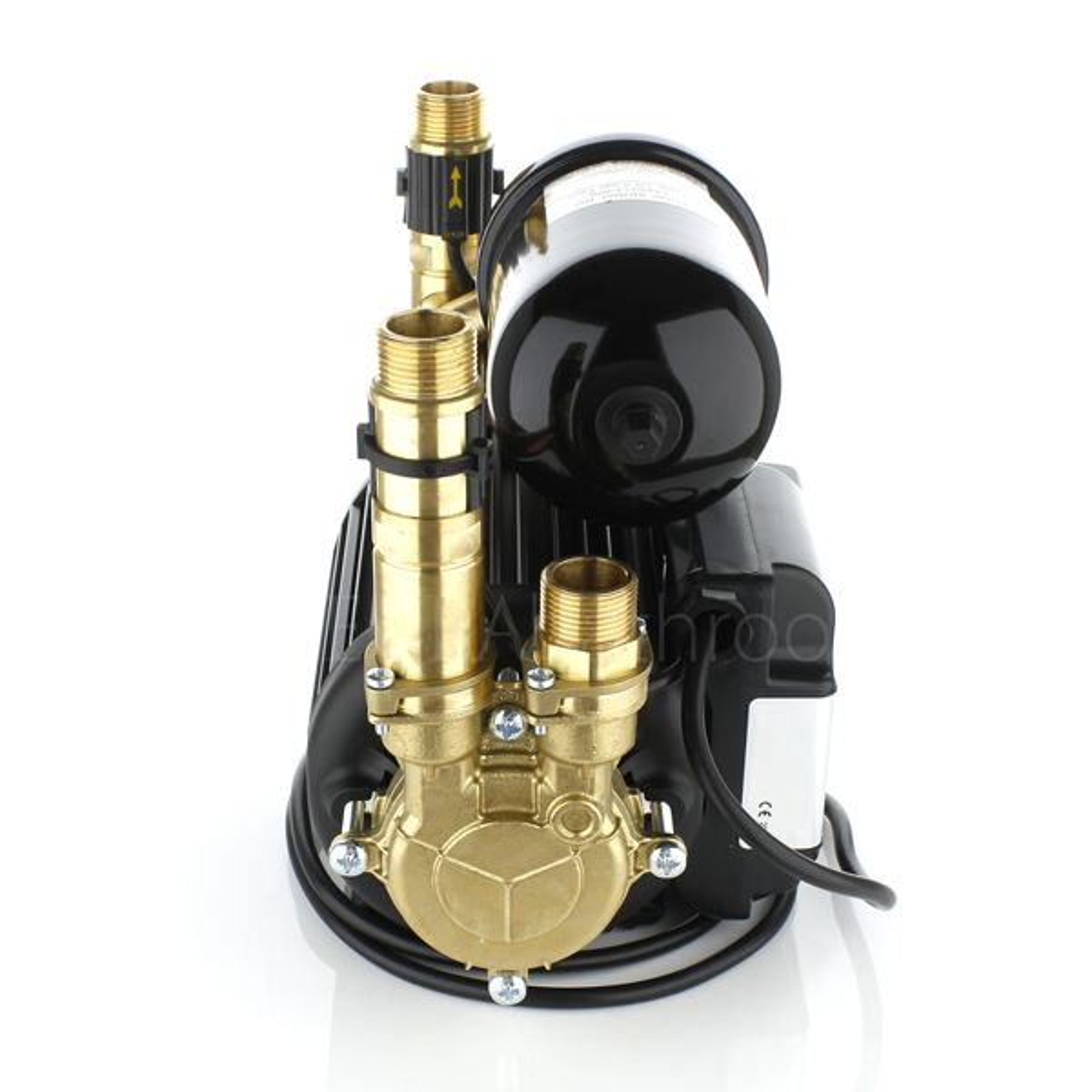 Stuart Turner 46410 Monsoon Universal Twin 3.0 Bar Negative Head Pump Right