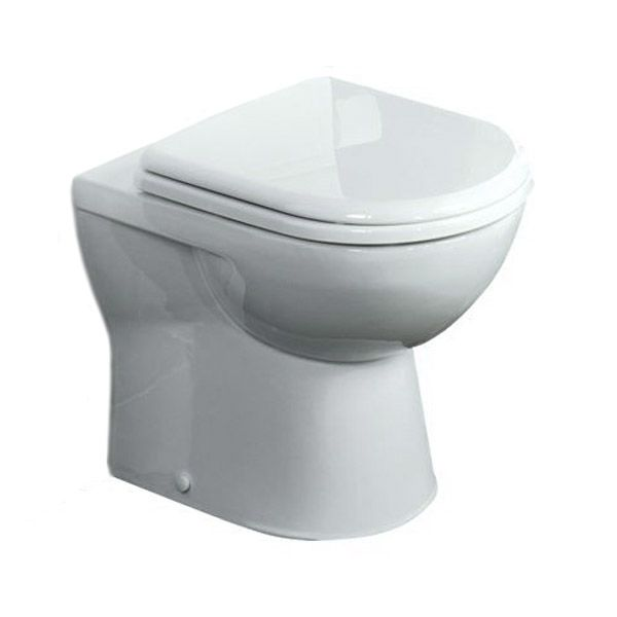 Tavistock Micra Back To Wall Short Projection Toilet