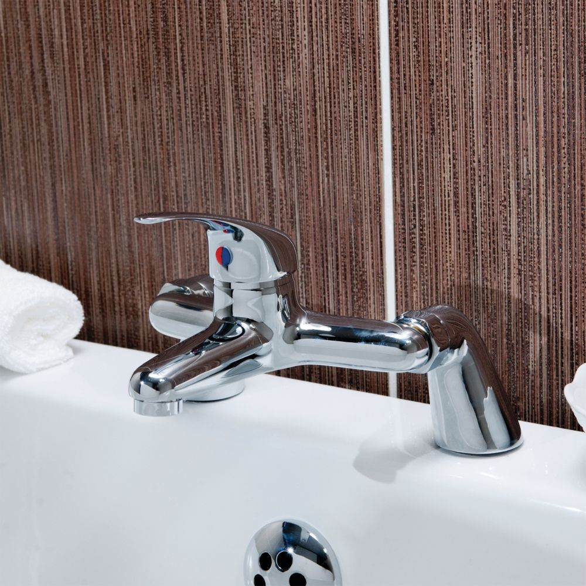 Zenith Rio Bath Filler Tap Lifestyle