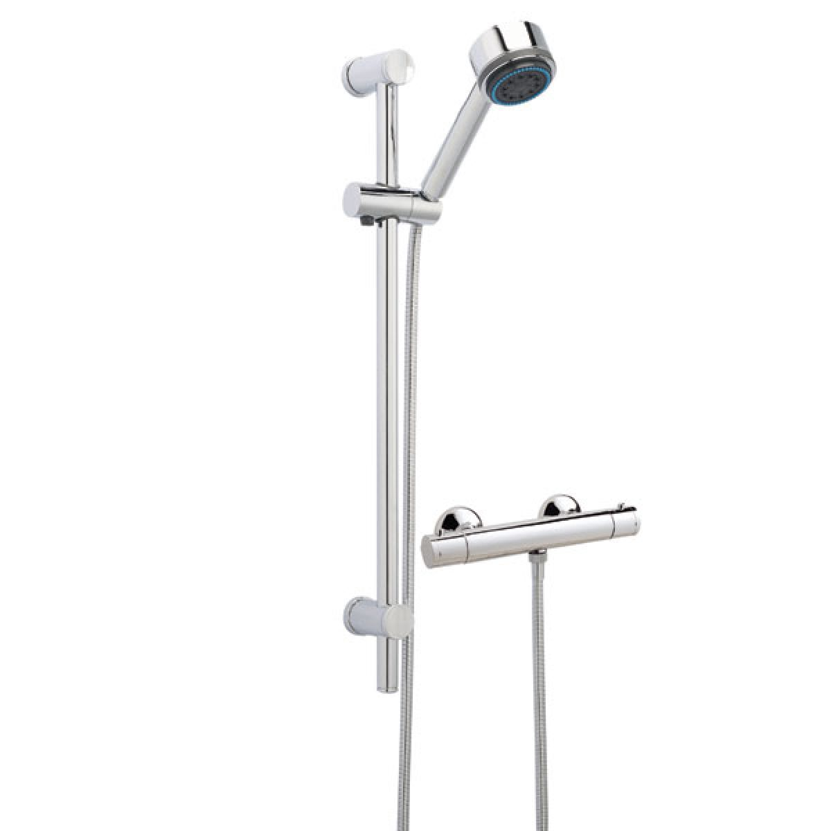 Ultra Thermostatic Bar Mixer Shower