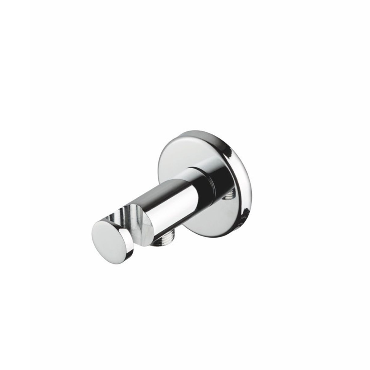 Bathrooms To Love Vema Chrome Handset Wall Bracket and Outlet