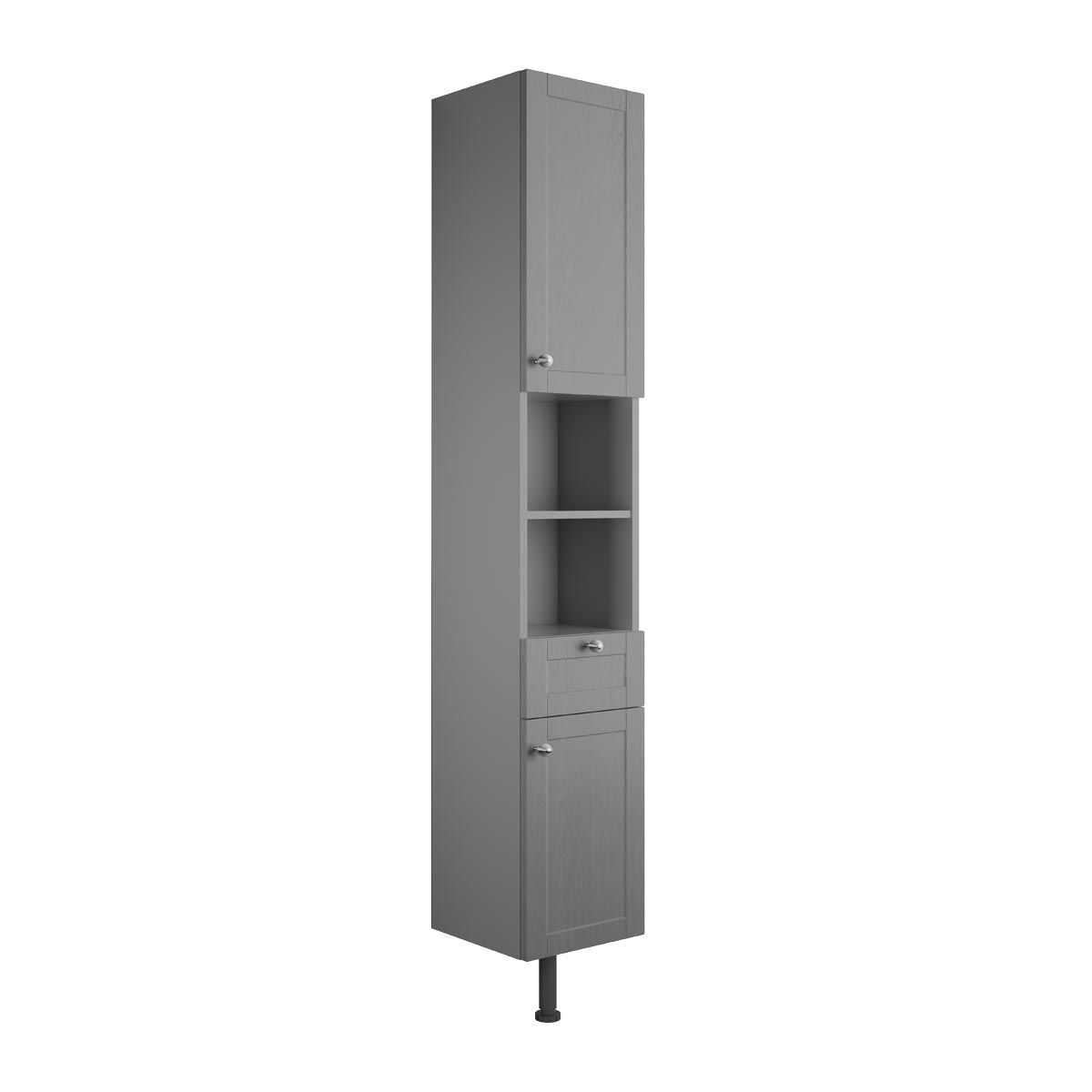 BTL Benita Grey Ash Tall Unit 300mm