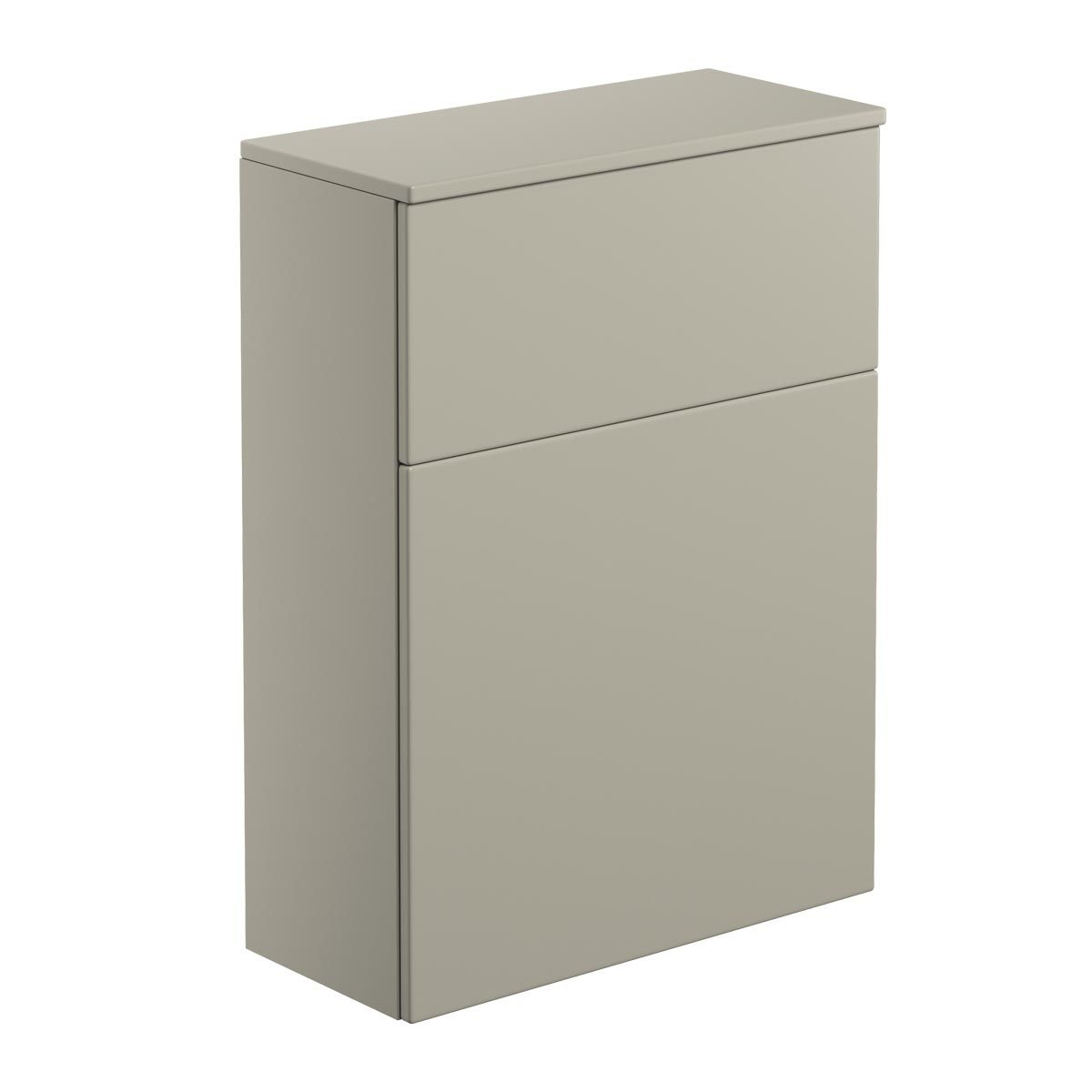 BTL Carino Latte Floor Standing WC Toilet Unit 600mm