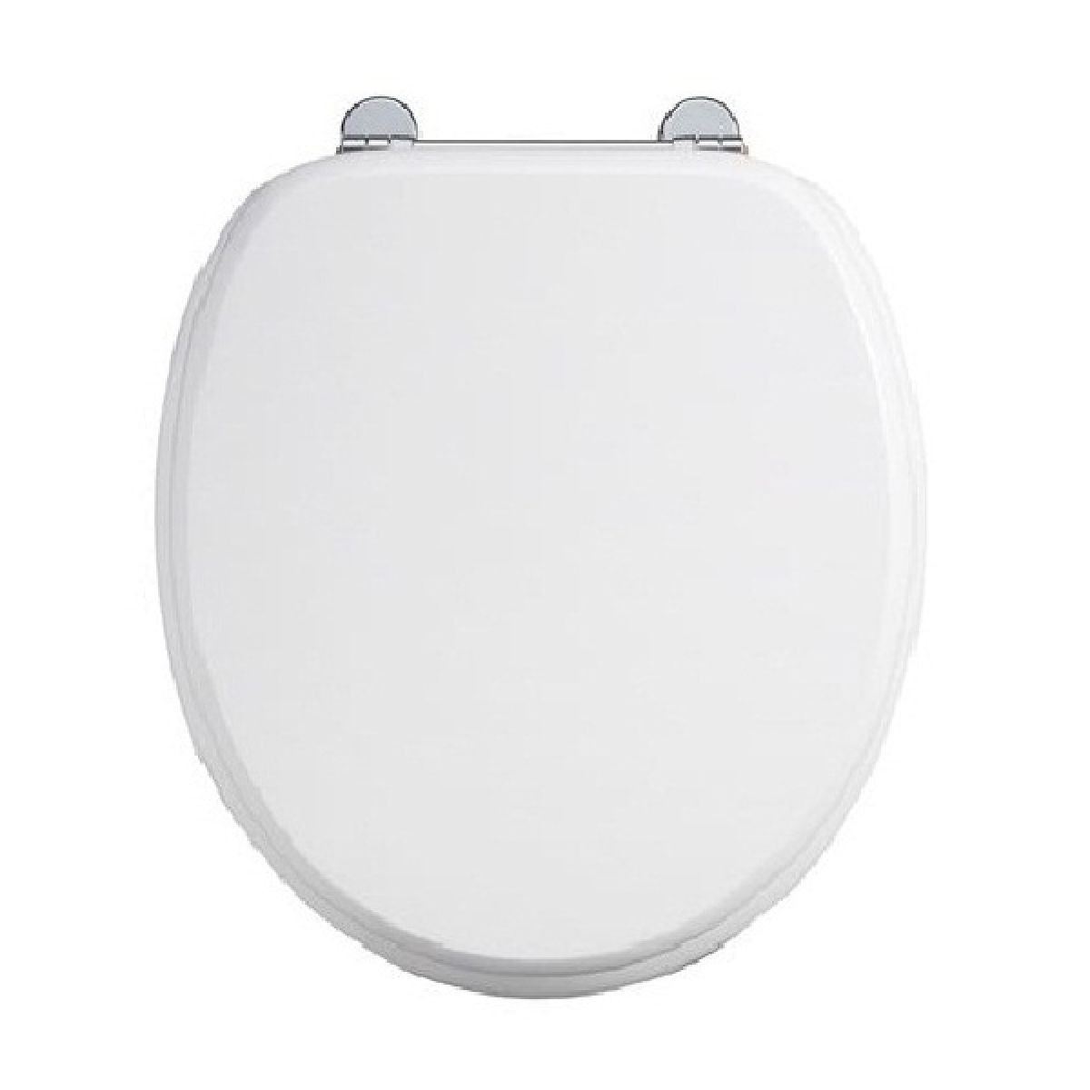 Burlington Carbamide White Toilet Seat