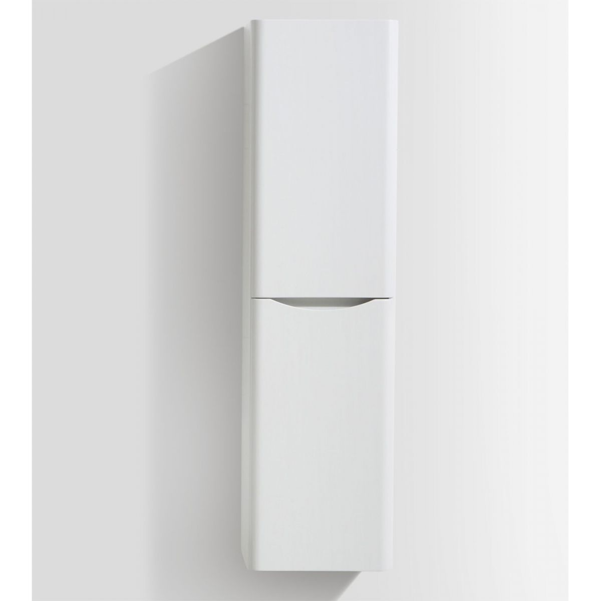 Bali White Ash Tall Storage Unit