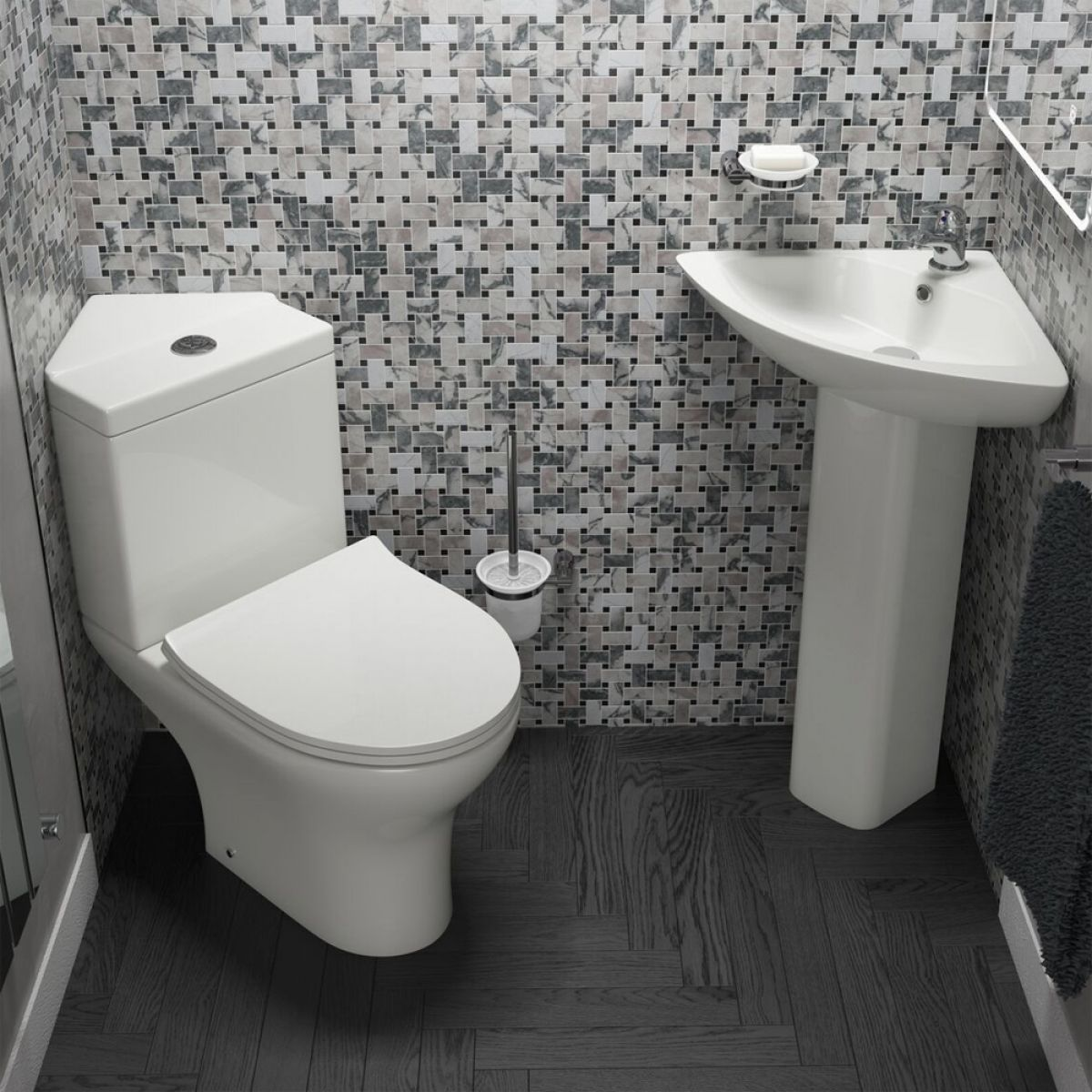 Cassellie Spek Back to Wall Toilet