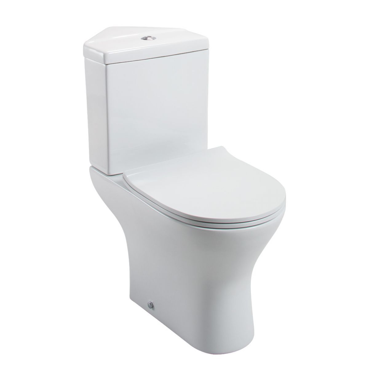 Cassellie Spek Corner Close Coupled Toilet