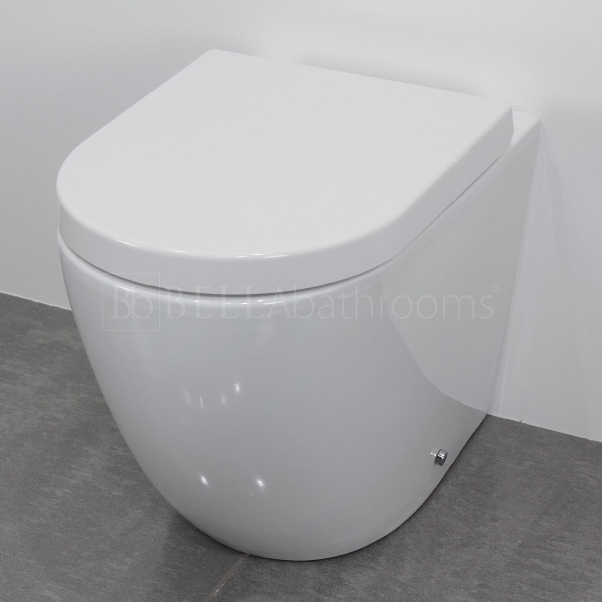 Elation Cayton Back To Wall Toilet