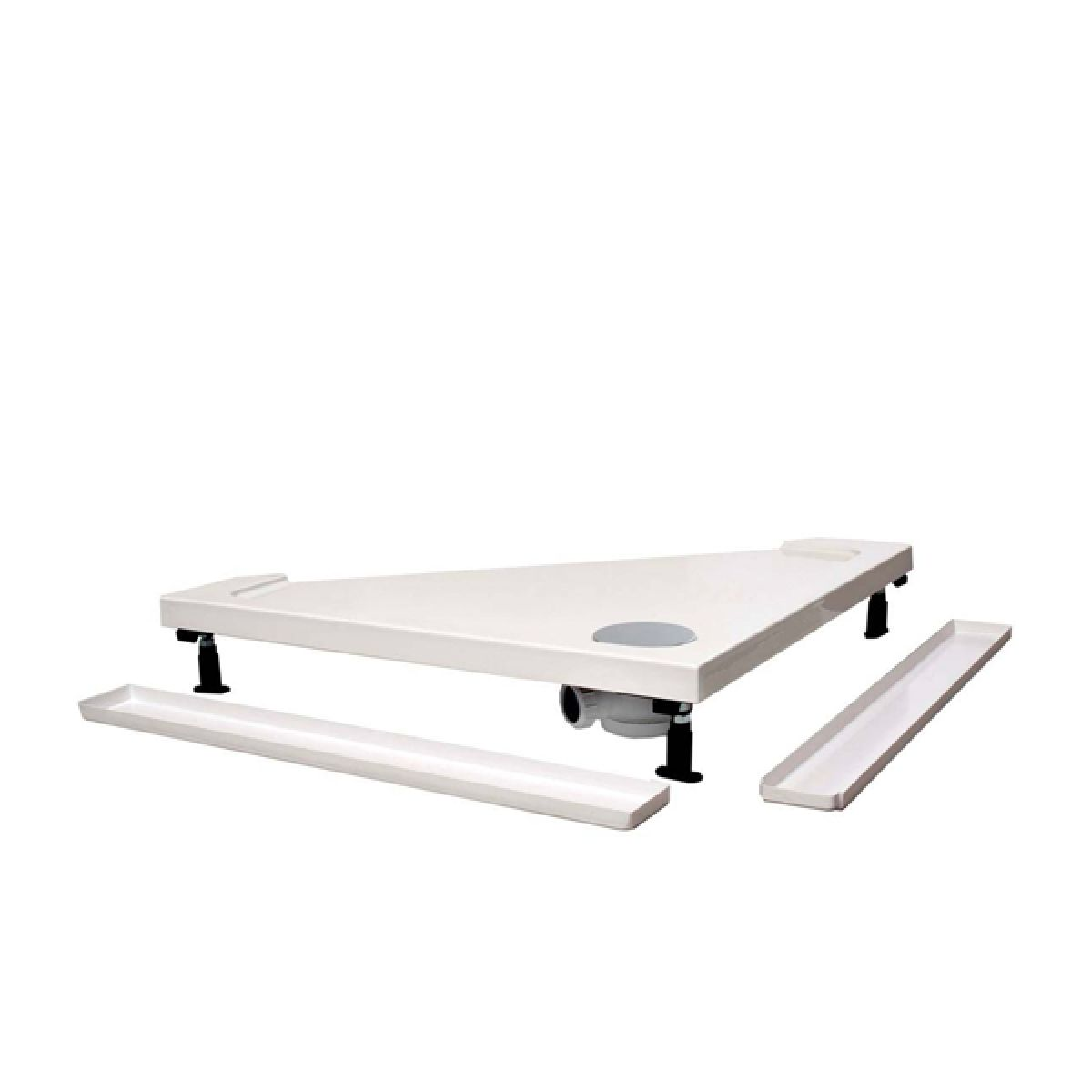 Frontline 1200mm Leg And Panel Pack