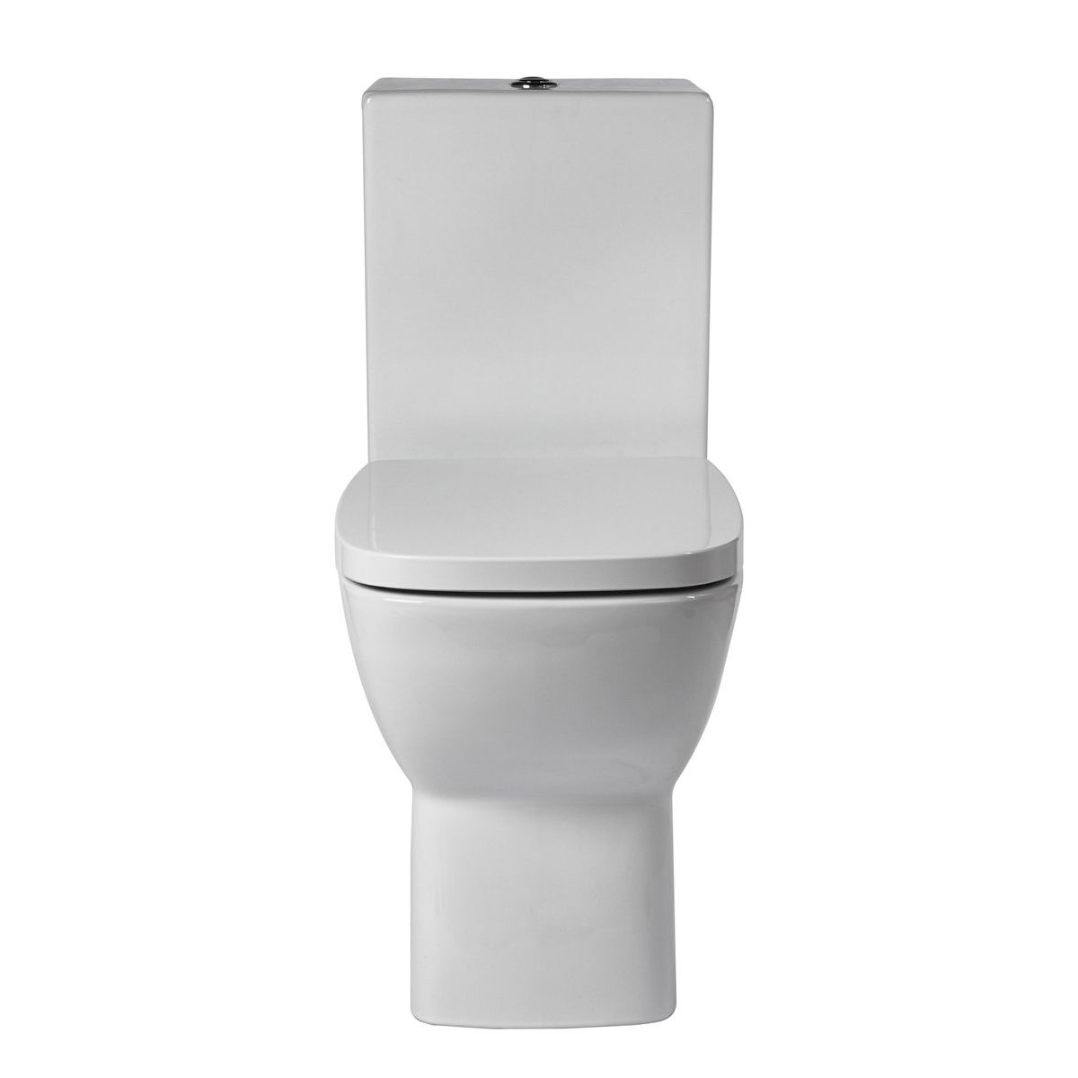 Frontline Piccolo Close Coupled Toilet with Soft Close Seat