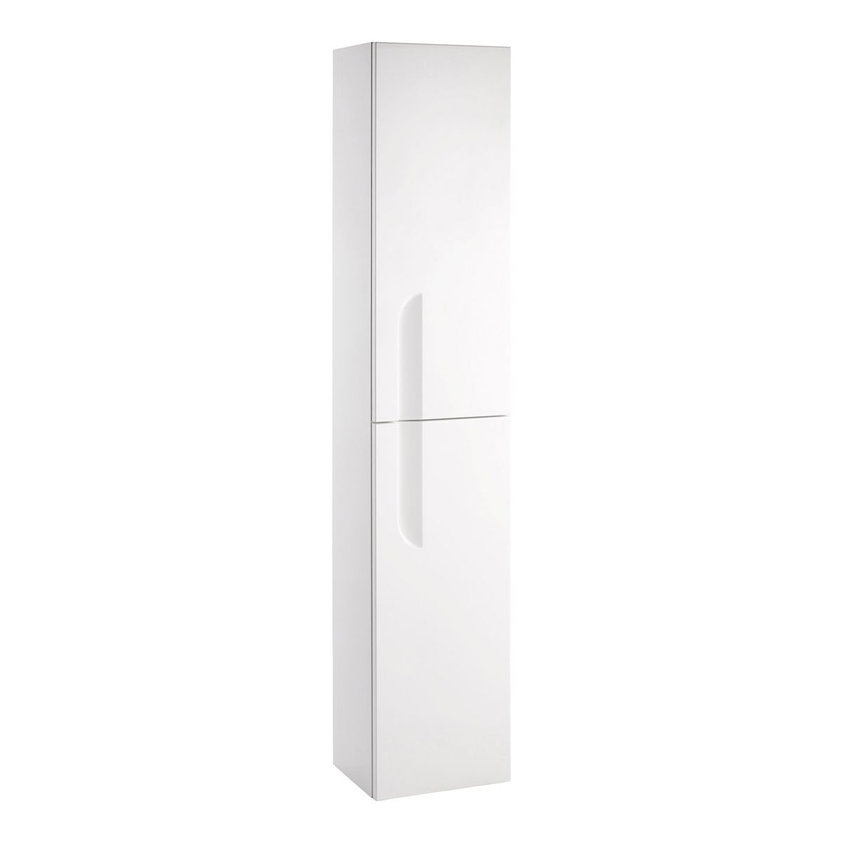 Frontline Vitale Gloss White Tall Wall Unit