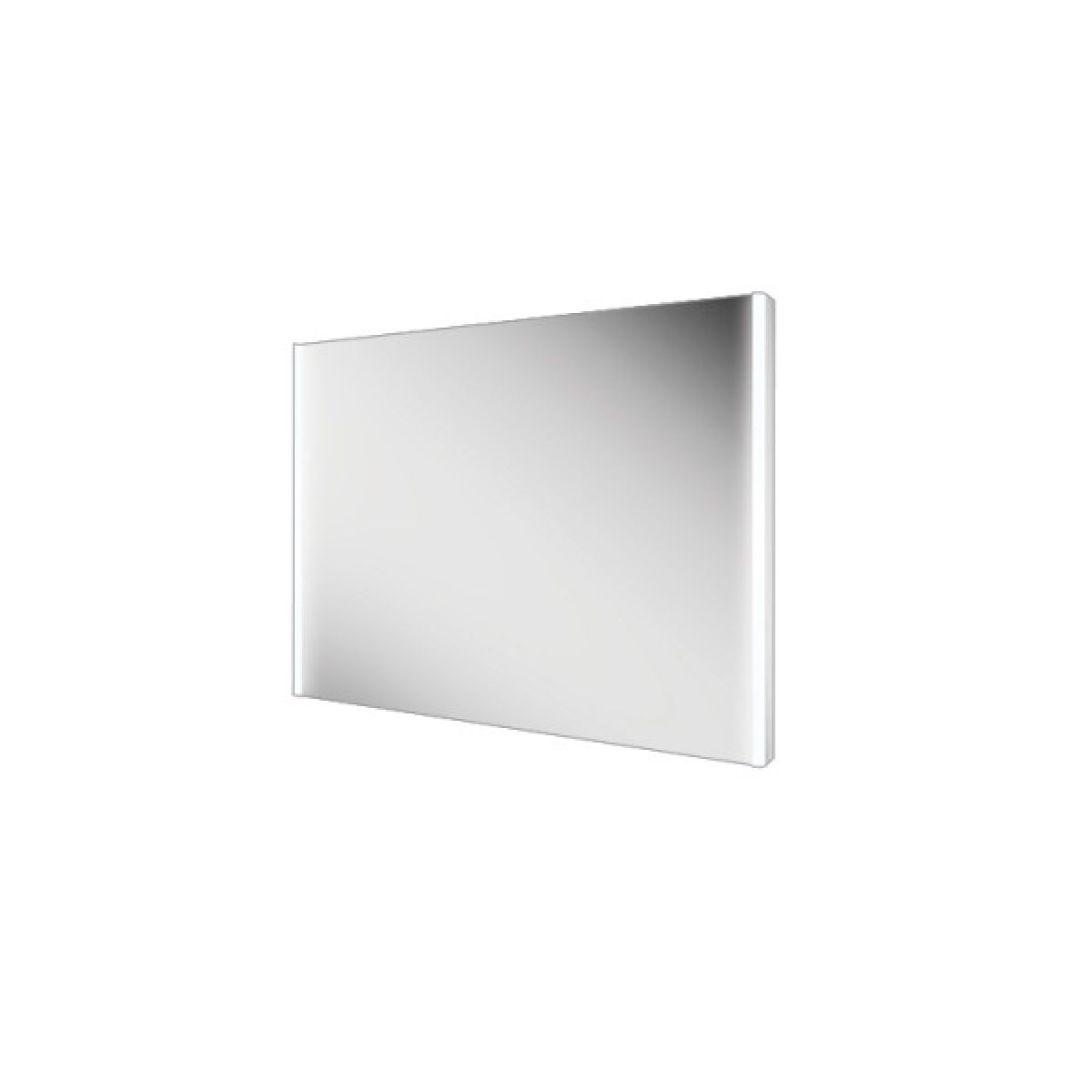 HiB Zircon 80 LED Steam Free Bathroom Mirror