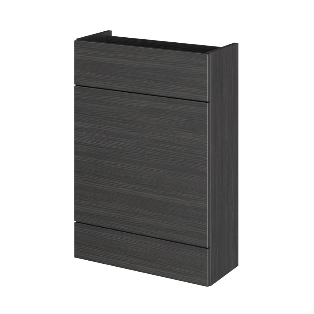 Hudson Reed Fusion Hacienda Black Slimline Combination Furniture Pack 1200mm