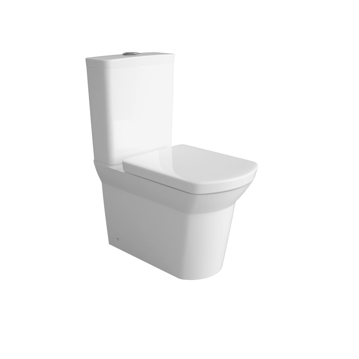 Hudson Reed Maya Close Coupled Toilet with Soft Close Seat