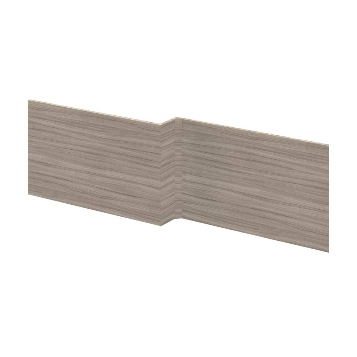Hudson Reed Fusion Driftwood Front Shower Bath Panel 1700mm