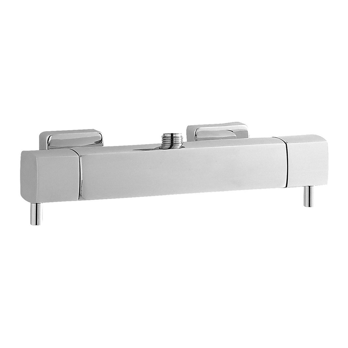 Hudson Reed Quadro Thermostatic Shower Bar Valve