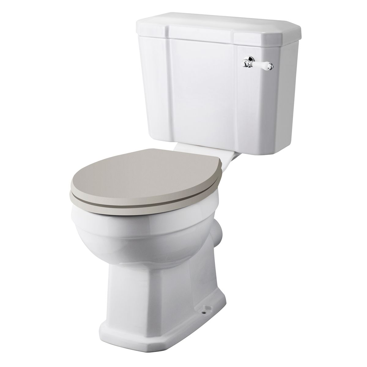 Hudson Reed Richmond Comfort Height Toilet