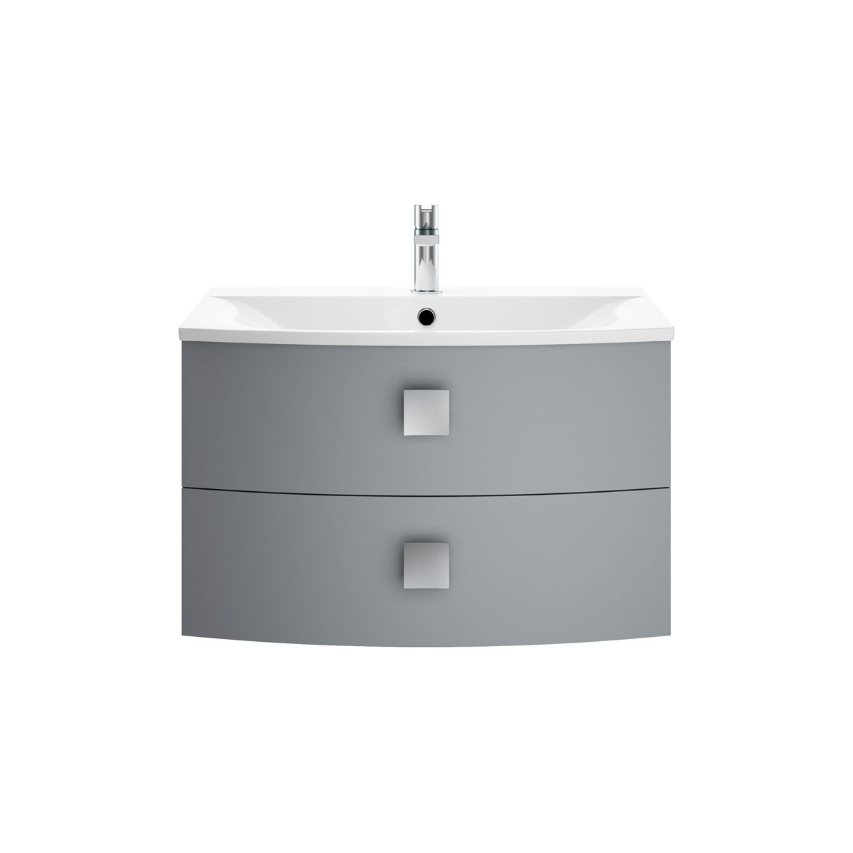 Hudson Reed Sarenna Dove Grey Vanity Unit 700mm