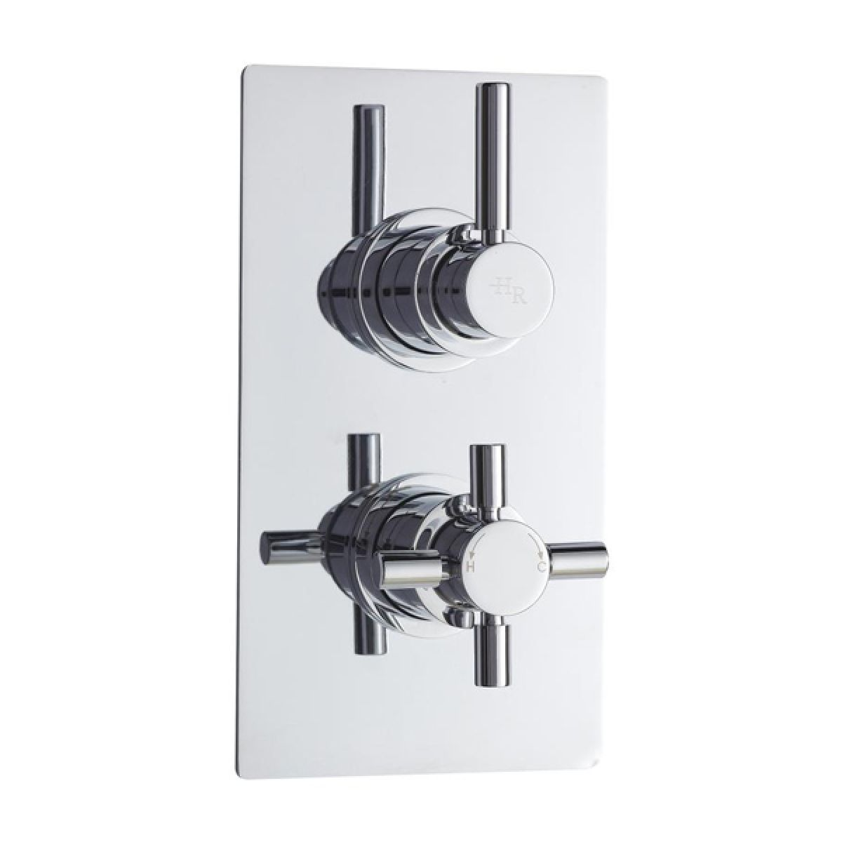 Hudson Reed Tec Pura Thermostatic Shower Valve