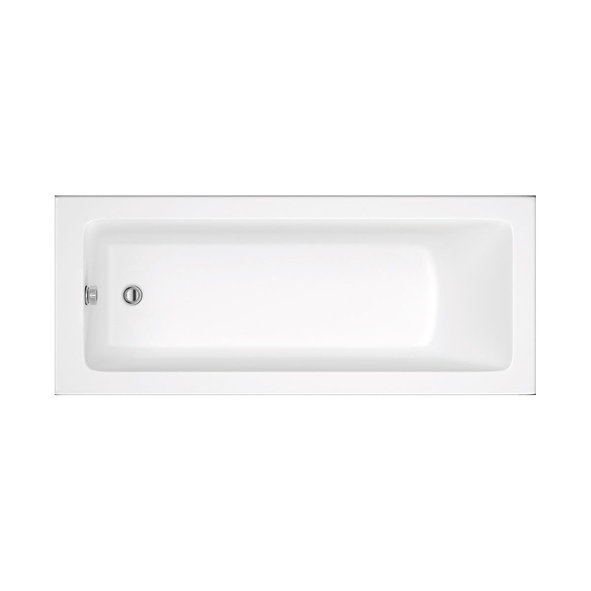 RAK Karla Single Ended Bath 1700mm