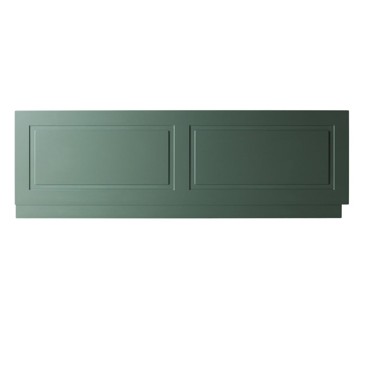 Kartell Astley Matt Grey Front Bath Panel 1800mm