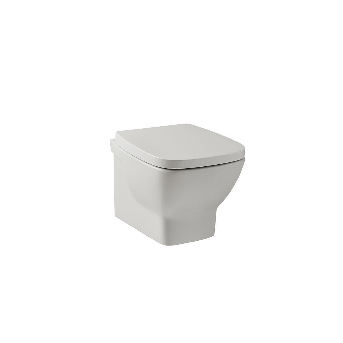 Kartell K-VIT Evoque Wall Hung Toilet with Soft Close Seat