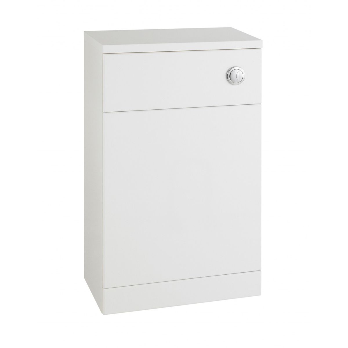 Kartell Encore White Wall WC Toilet Unit 500mm