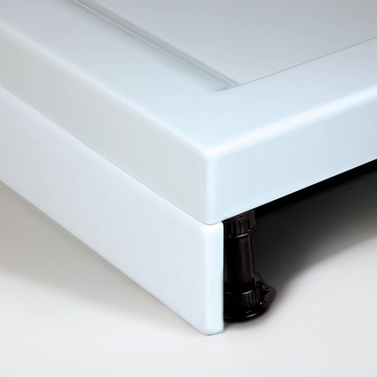 Merlyn MStone Rectangular Shower Tray Panel Set 1200 x 900mm