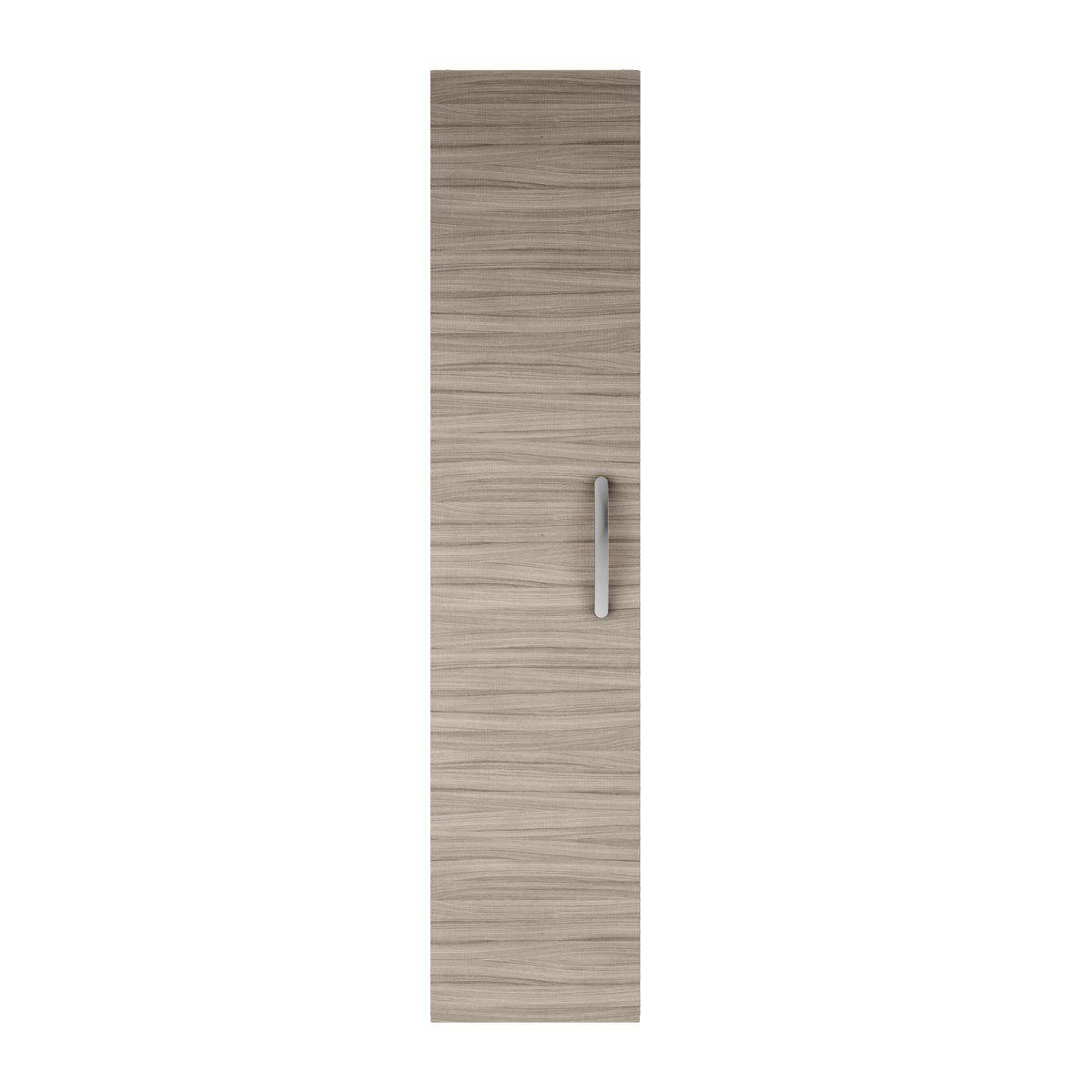 Nuie Athena Driftwood Single Door Tall Unit 300mm