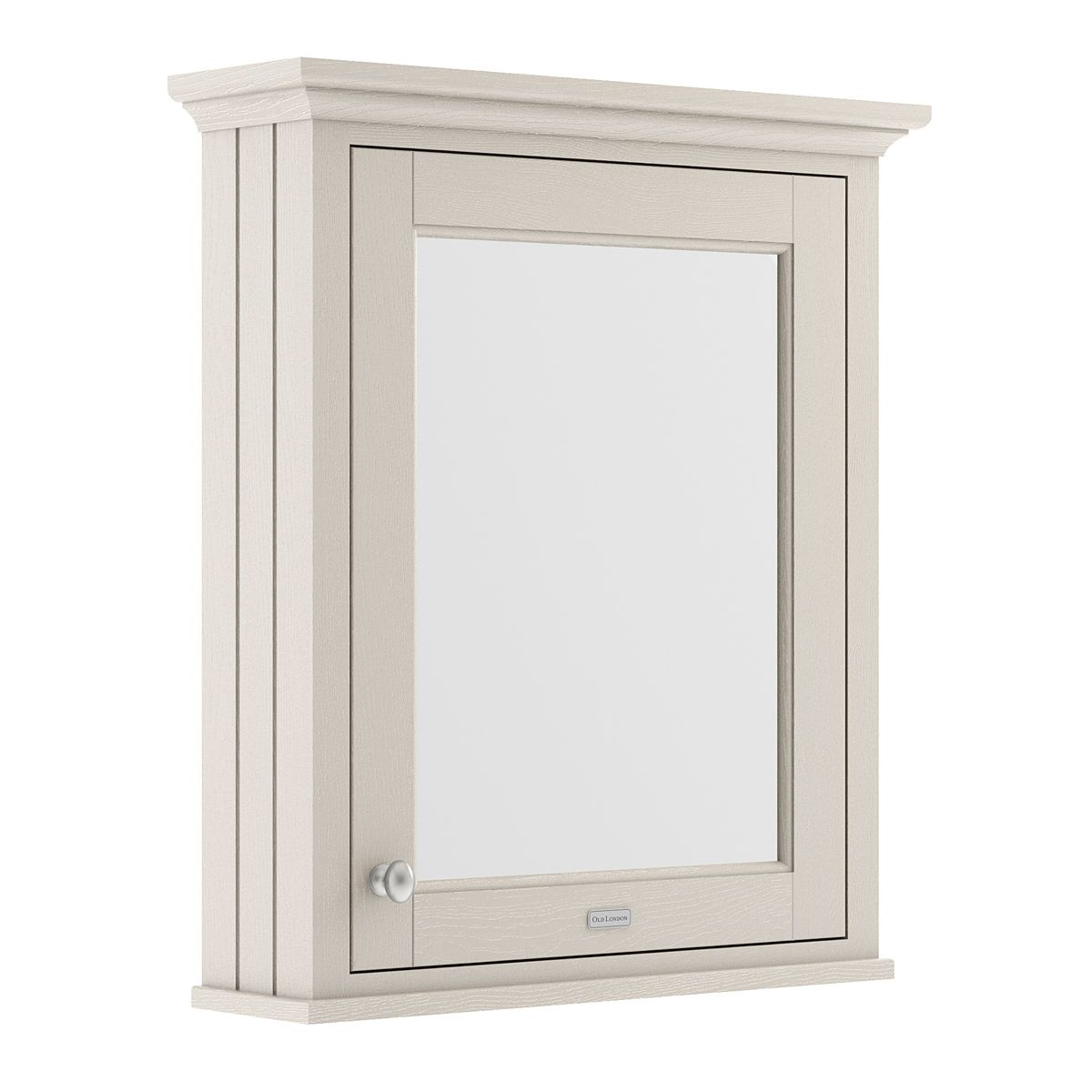 Old London Timeless Sand Mirror Cabinet 600mm