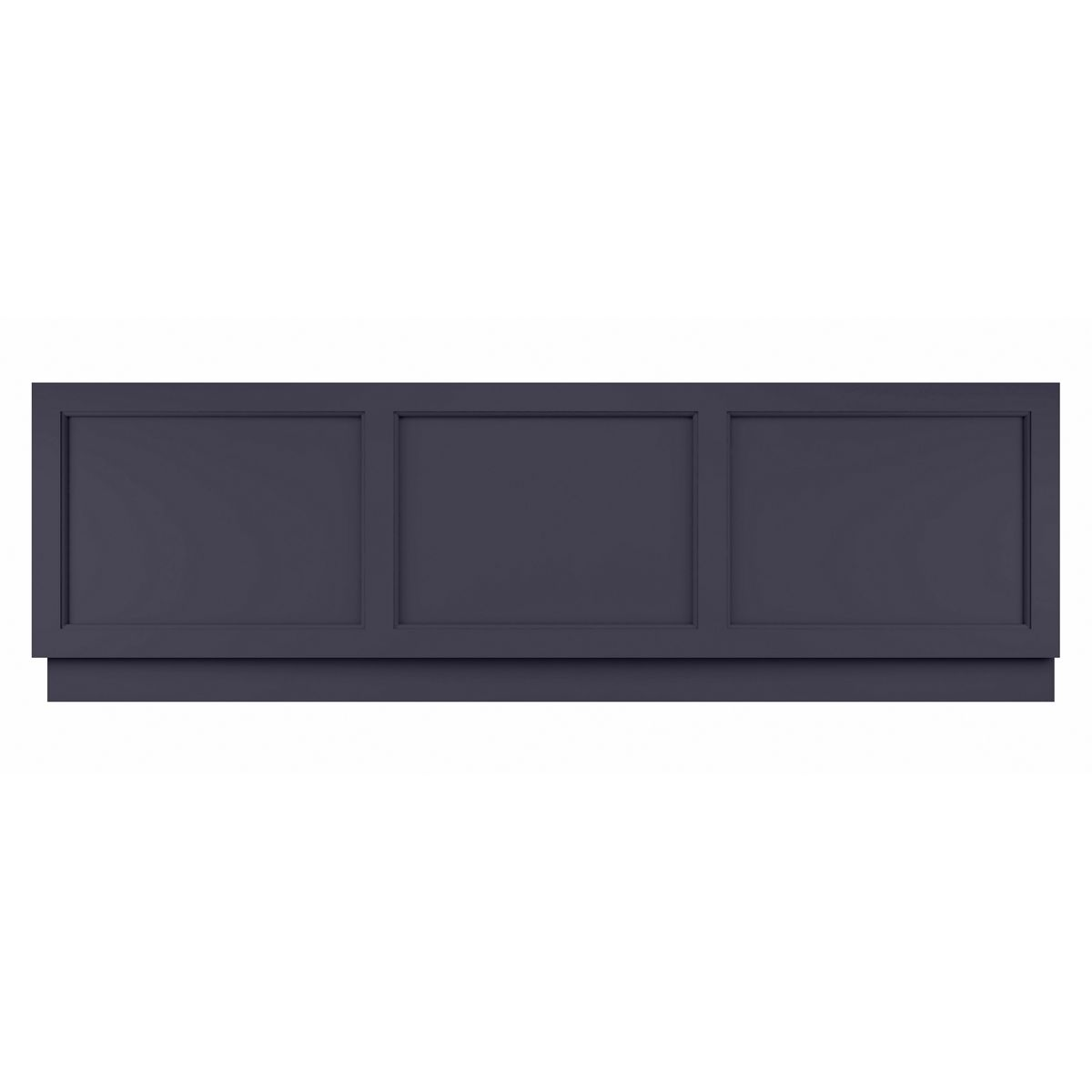 Old London Twilight Blue Front Bath Panel 1700mm