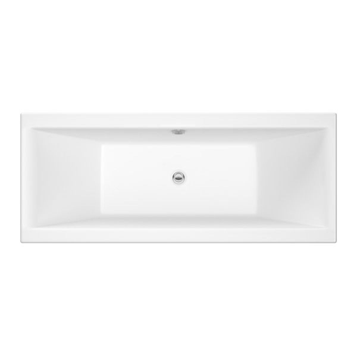 Premier Asselby Square Double Ended Bath