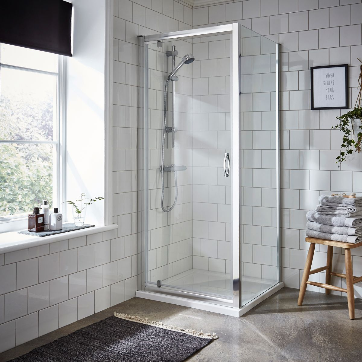Premier Ella Pivot Shower Enclosure