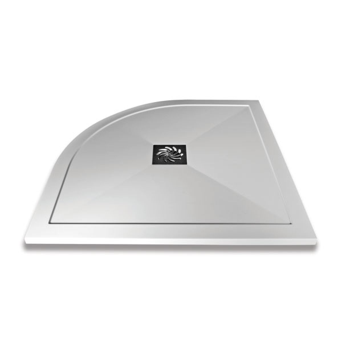 Frontline Slimline Quadrant Shower Tray 900 x 900mm