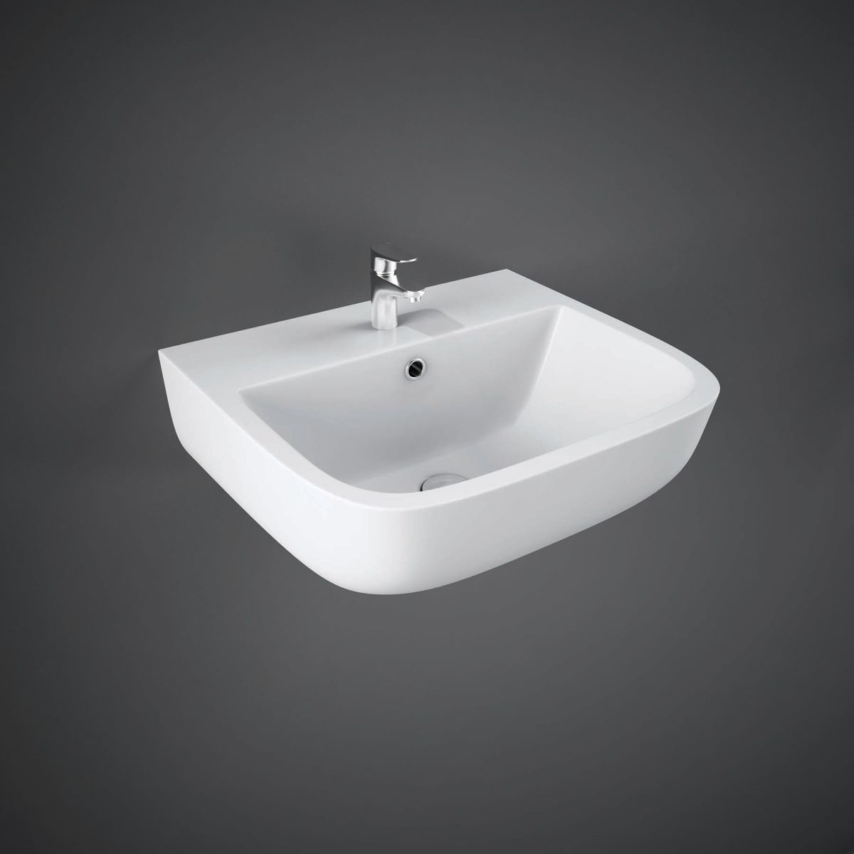 RAK Series 600 Hand Basin 400mm