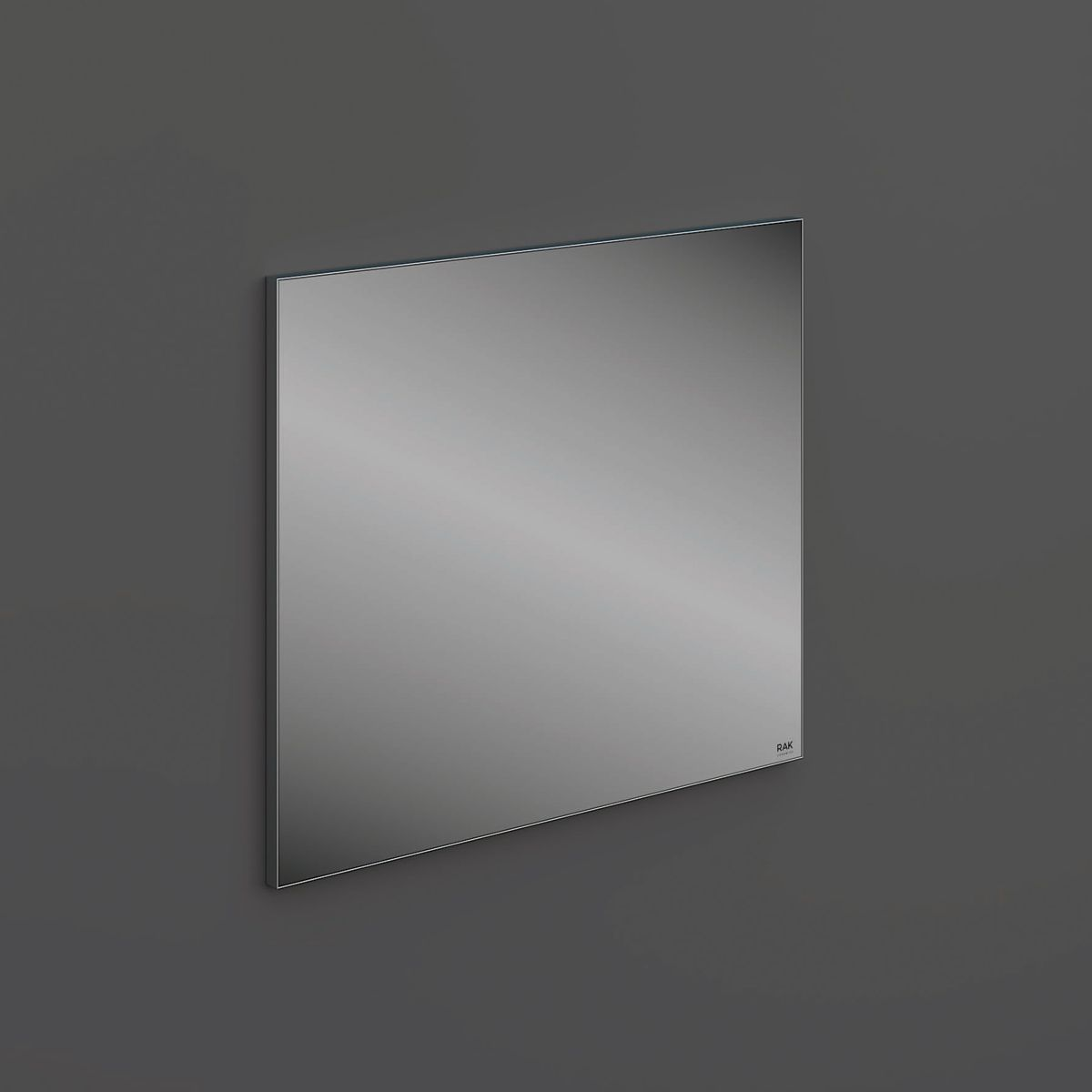 RAK Joy Wall Hung Standard Mirror 800 x 680mm