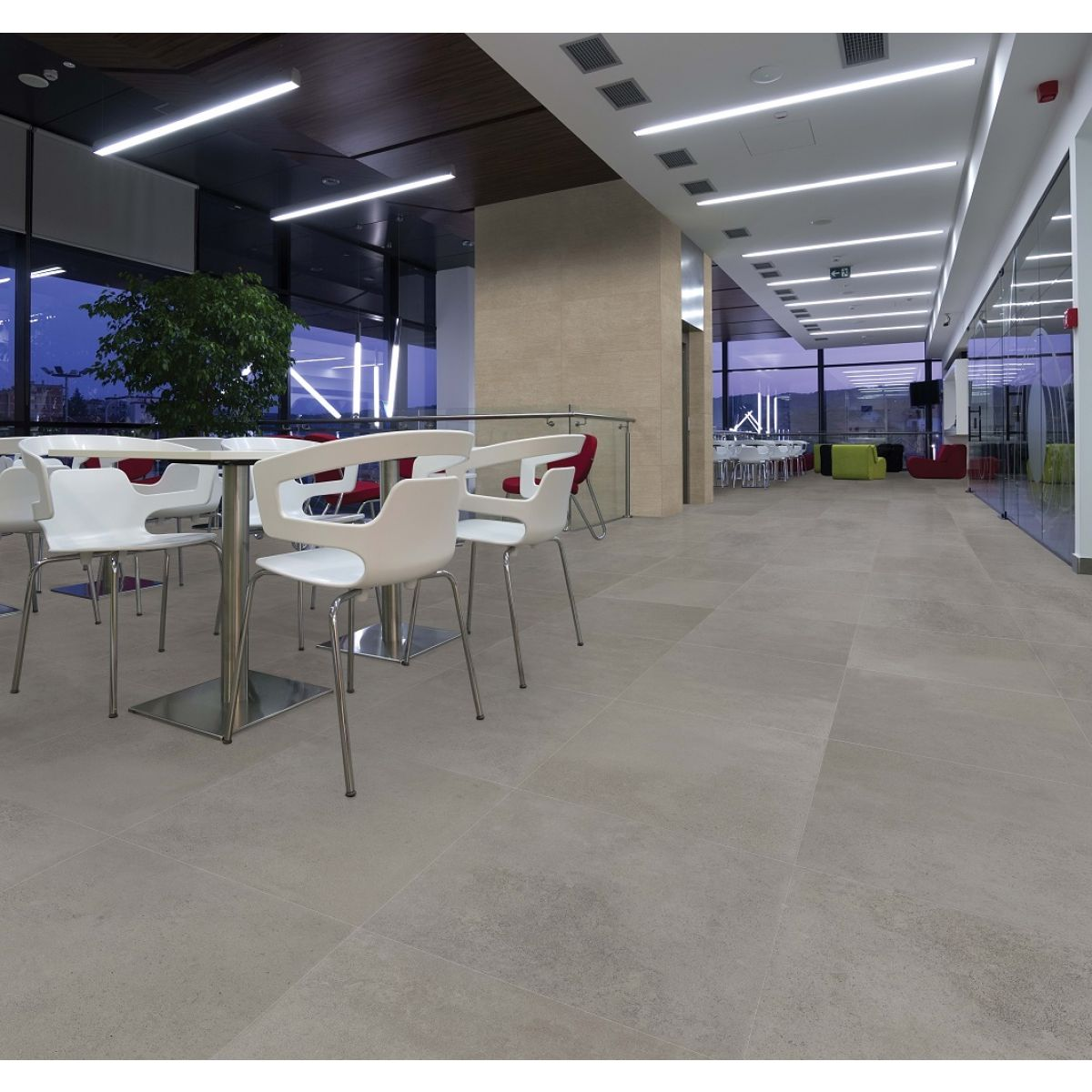 RAK Surface Cool Grey Tile 600 x 600mm
