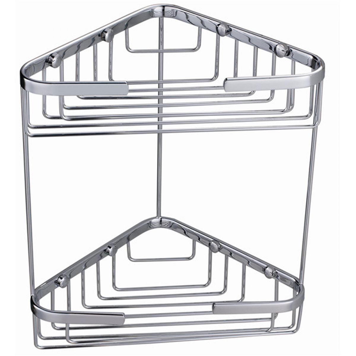 RAK Corner Double Soap Basket