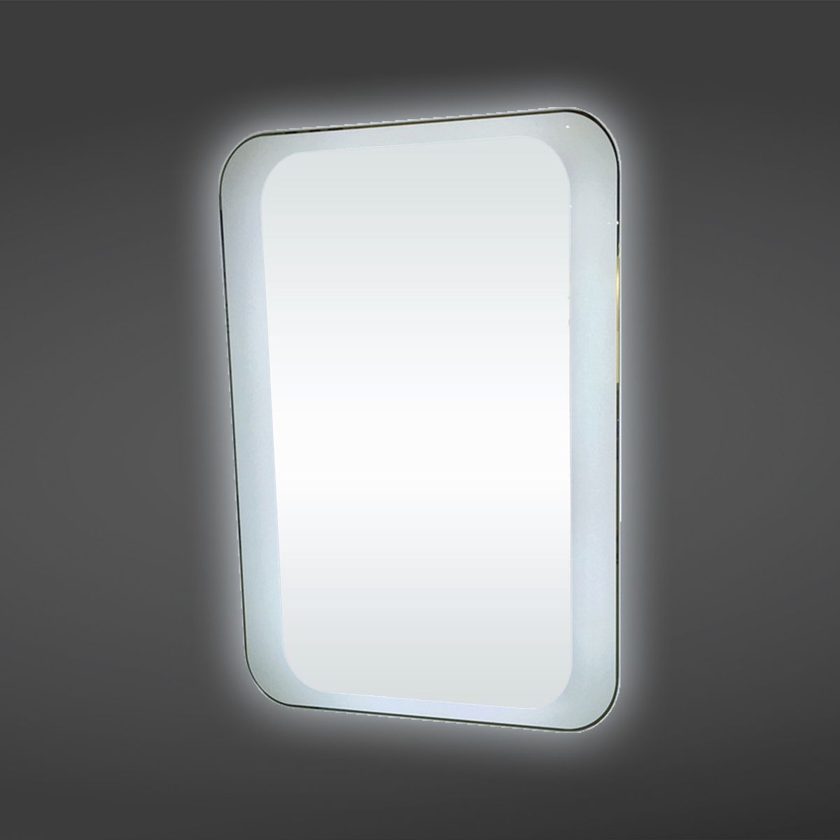 RAK Moon Illuminated LED Mirror with Bluetooth 800 x 600mm