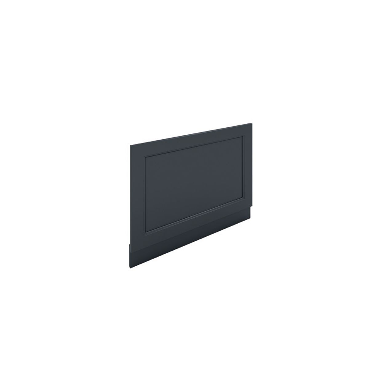 RAK Washington Black End Bath Panel 700mm