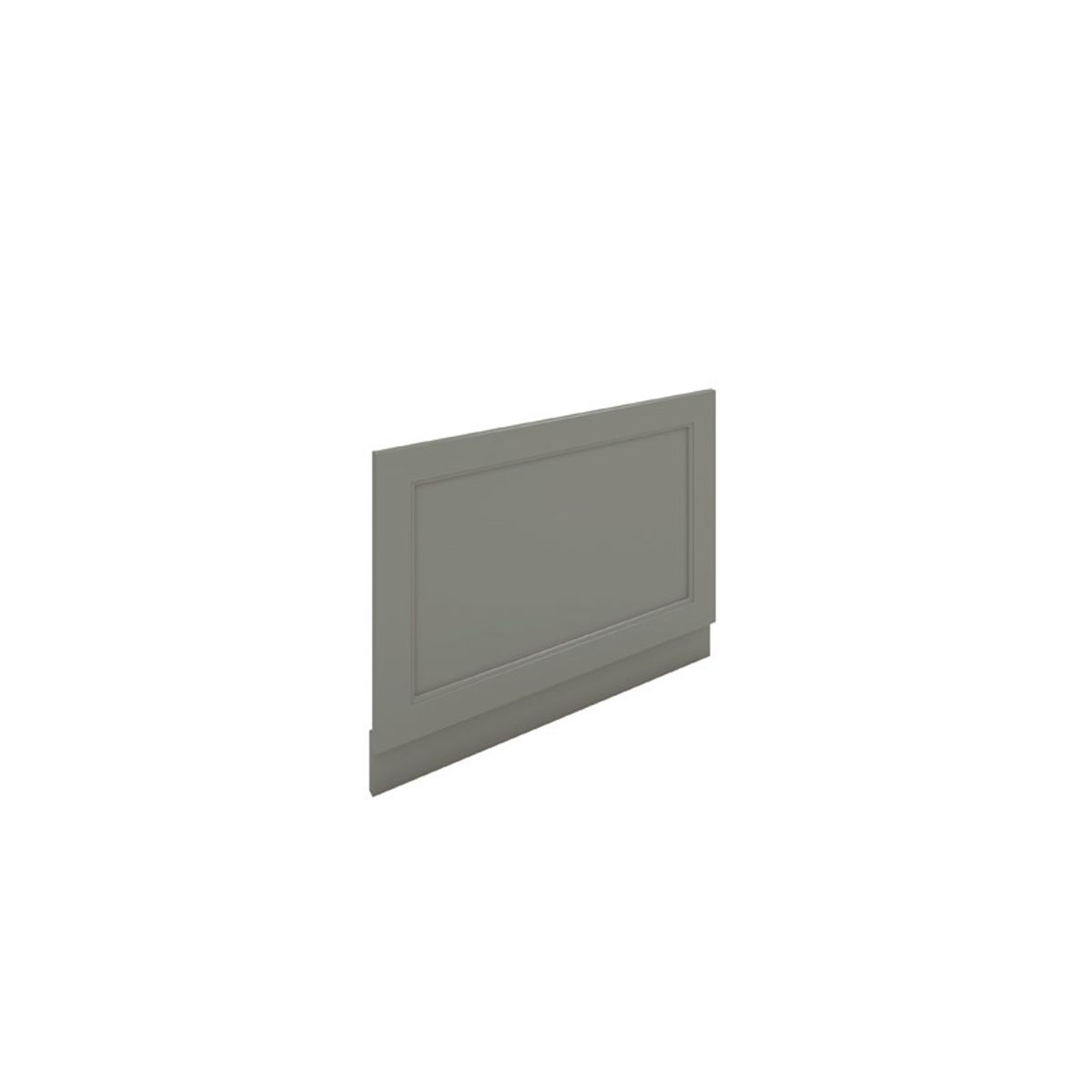 RAK Washington Cappucino End Bath Panel 800mm