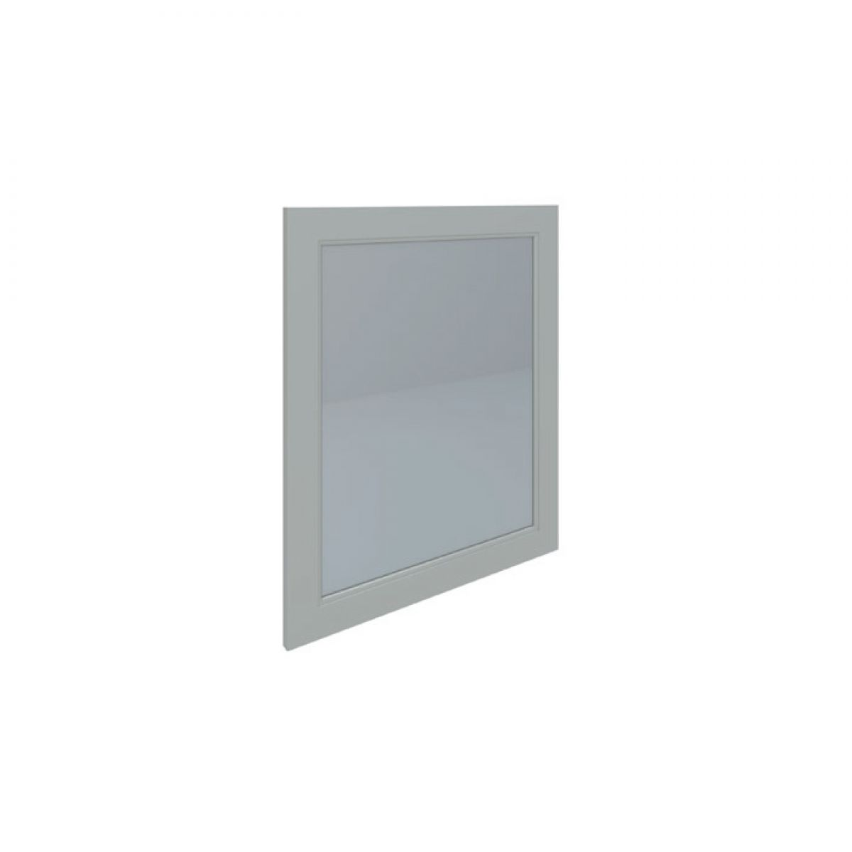 RAK Washington Greige Bathroom Mirror 650mm