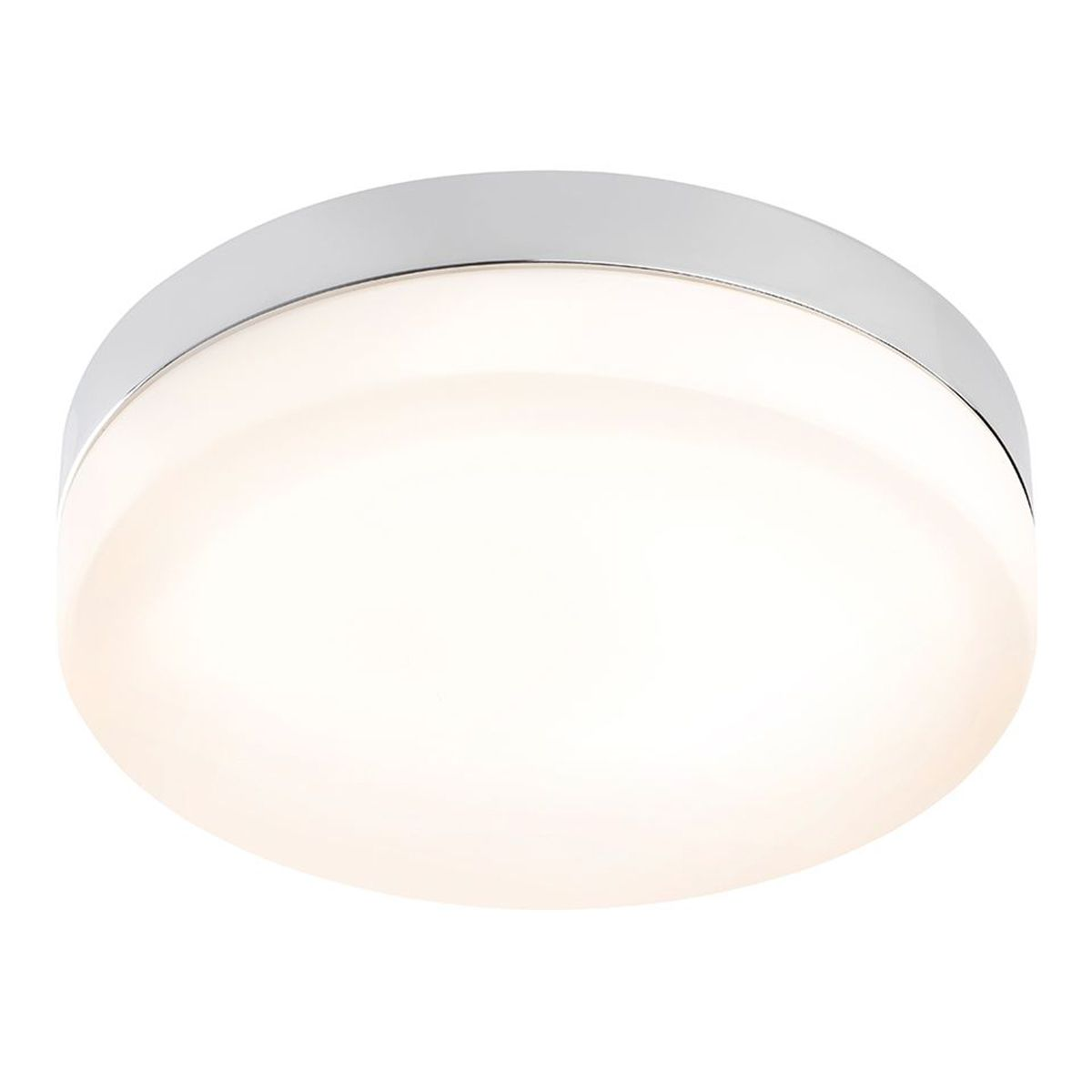 Sensio Hudson Flat Round LED Ceiling Light