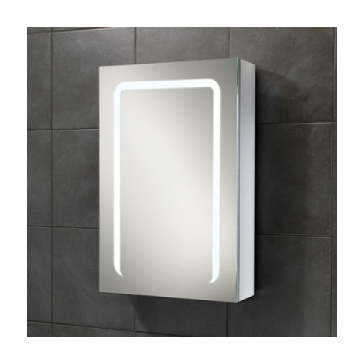 HiB Stratus 50 LED Single Door Cabinet