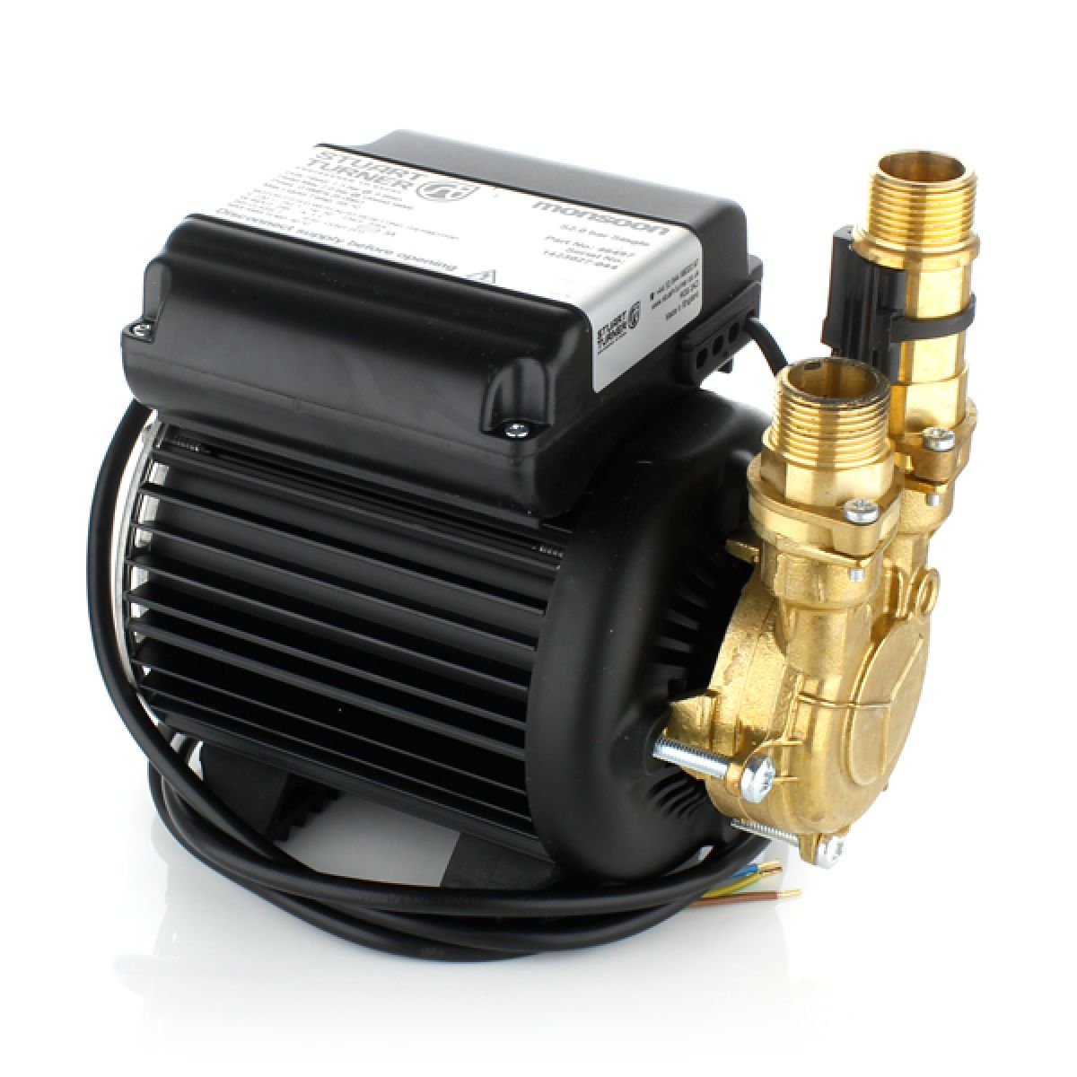 Stuart Turner 46497 Monsoon Standard Single 2.0 Bar Pump