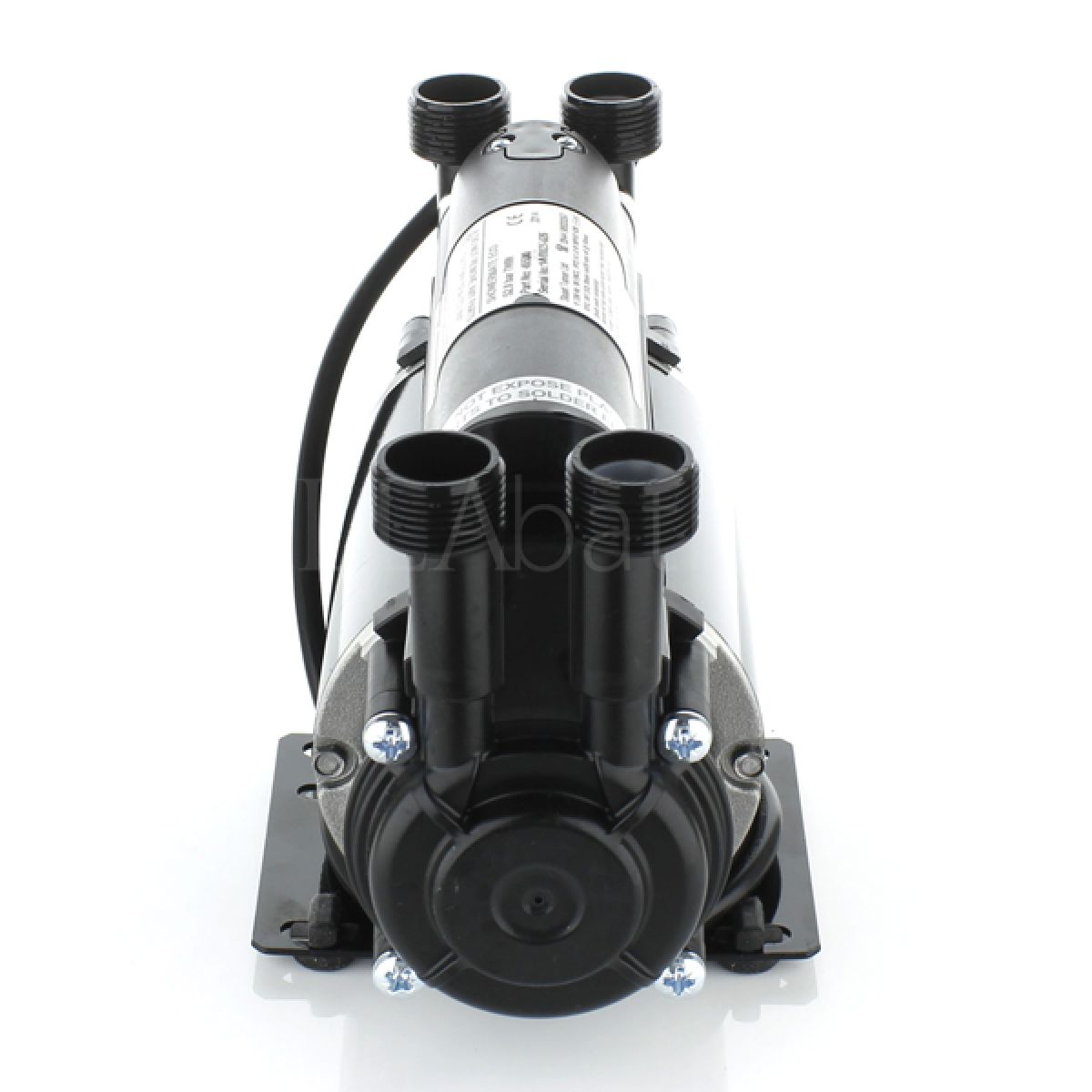 Stuart Turner 46500 Showermate Eco Standard Twin 2.0 Bar Pump Left