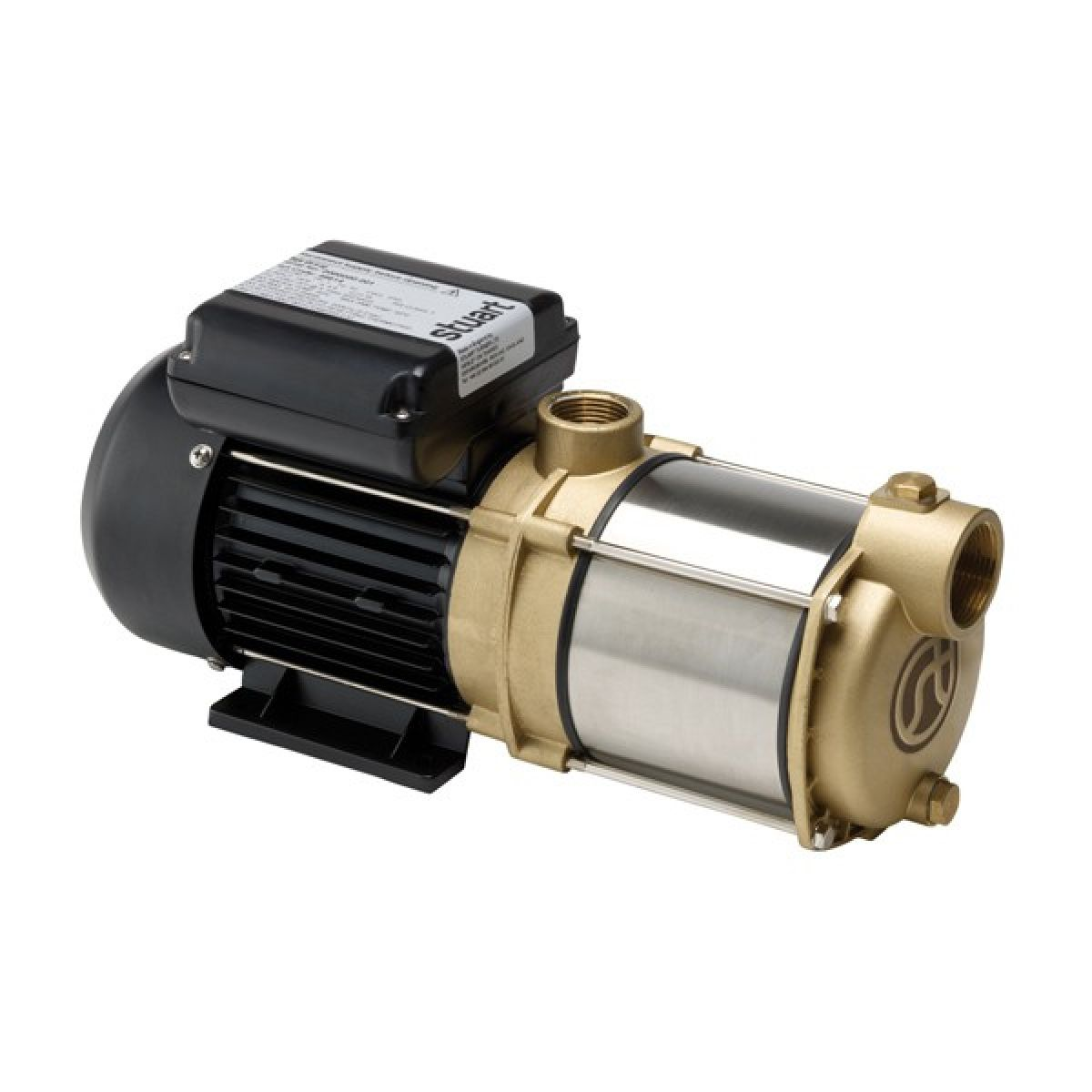 Stuart Turner 46555 CH 4-50 Centrifugal Multistage 5.0 Bar Pump
